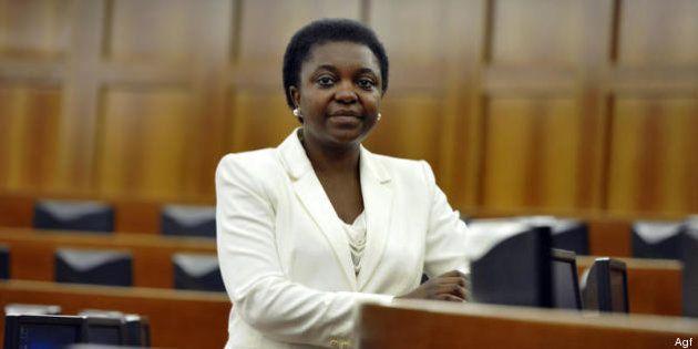 Il ministro dell'Integrazione Cecile Kyenge ospite a In mezzora di Lucia Annunziata (DIRETTA,