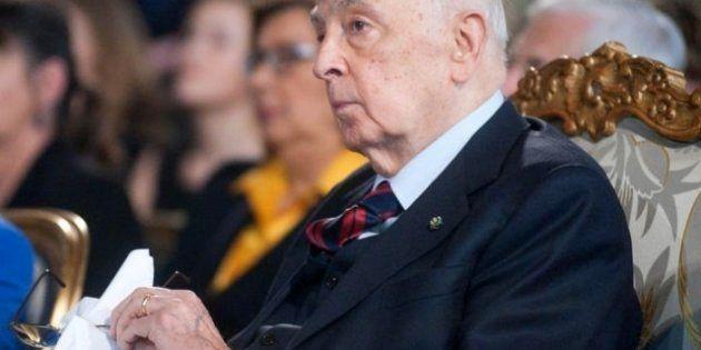Strage di via D'Amelio, il presidente della Repubblica Giorgio Napolitano verrà sentito come testimone...
