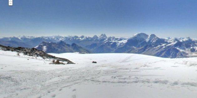 Google Scala Il Mondo. Street View Nei Punti Più Alti Della Terra: Everest, Kilimangiaro, Aconcagua Ed