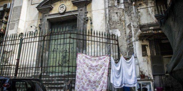 REPORTAGE Napoli: viaggio tra le Chiese chiuse e abbandonate
