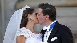 Svezia, la principessa sposa il banchiere!
