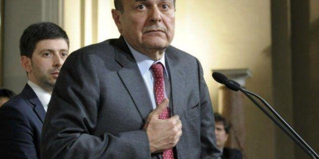 Consultazioni: Giorgio Napolitano dà l'incarico a Pierluigi Bersani: