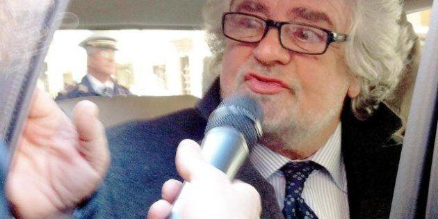 M5S: Beppe Grillo