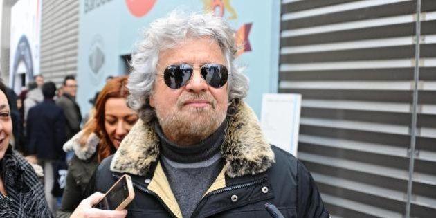 Direzione Pd, Matteo Renzi a Beppe Grillo: