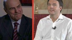 Renzi-Bersani, è sfida anche sullo sport. Il segretario: