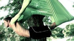 Antigravity Yoga: la nuova disciplina che farà volare