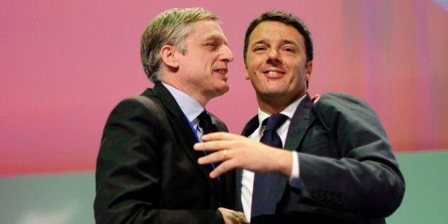 Direzione Pd, Gianni Cuperlo a Matteo Renzi: