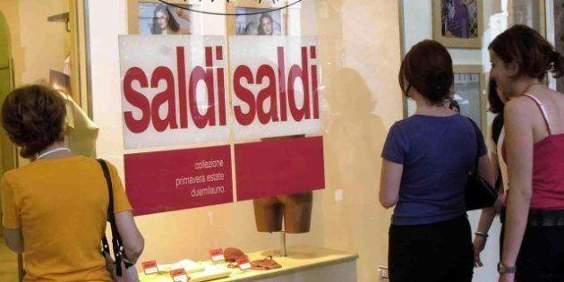 Saldi: secondo Federmoda è flop. Nel primo mese le vendite scendono del 9% rispetto al