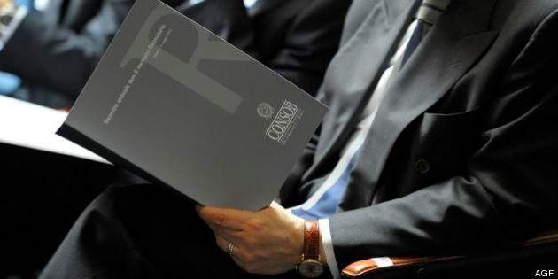 Consob, implicitamente il rating italiano è già spazzatura. Le simulazioni sui Cds, l'assicurazione degli...