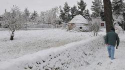 Neve da Sud a Nord: si prevede un inizio settimana di gelo
