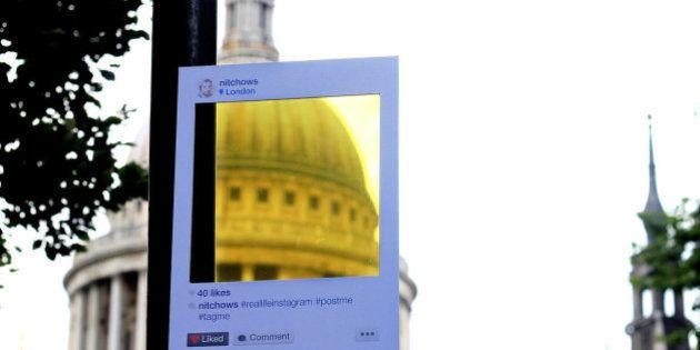 Londra con il filtro Instagram: il progetto fotografico di Bruno Ribeiro