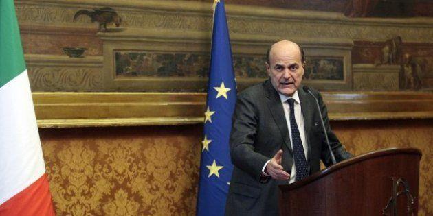 Futuro Governo, Bersani:
