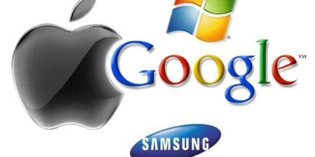 Apple e Microsoft si alleano contro Google e Samsung: una guerra di