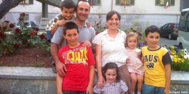 Cammino neocatecumenale: famiglia di Ivrea in missione in