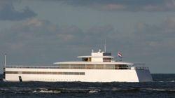 Venus, la barca di Steve Jobs è salpata