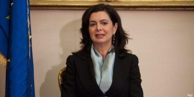 Minacce a Laura Boldrini: indagato il giornalista Antonio
