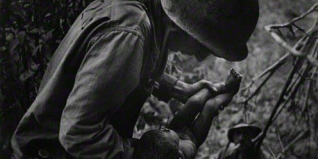 Fotografia: scatti di guerra in mostra a Los Angeles