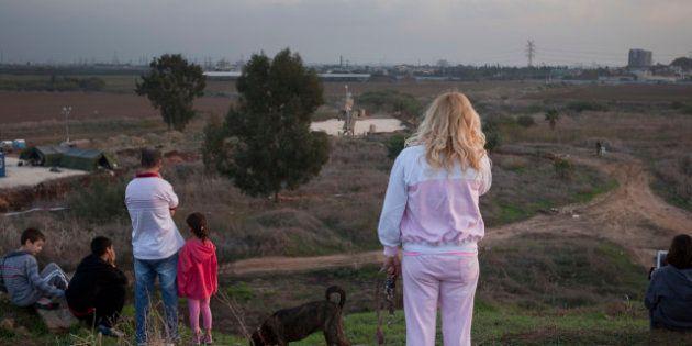 Israele, quattro italiane e la paura dei missili dal cielo: