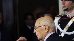 Napolitano: è ora di pensare all' interesse del