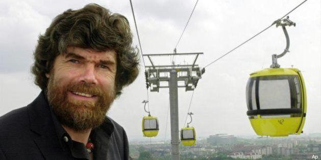 Zaha Hadid firma il museo di Messner in Pusteria, lavori al