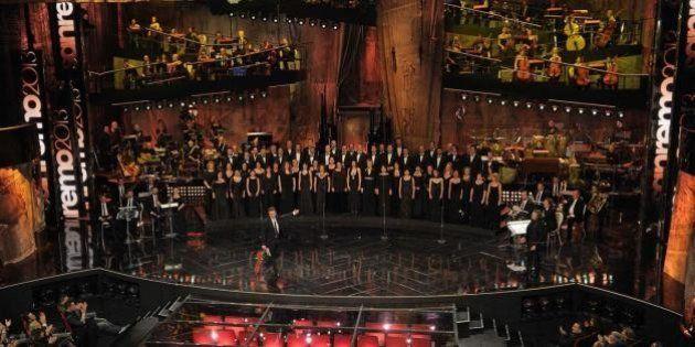 Sanremo 2014, nelle canzoni dei 28 big trionfa l'amore. Fabio Fazio: