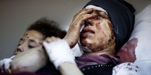 Siria. La tortura dei prigionieri da parte del regime di Assad nelle immagini fornite da un ex poliziotto...