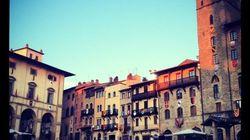 Arezzo sospesa tra il nuovo e
