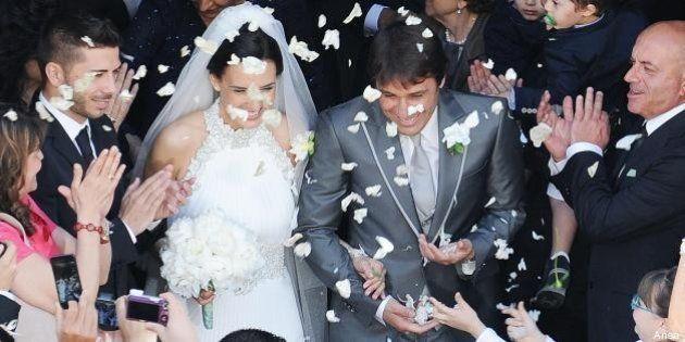 Antonio Conte: al matrimonio dell'allenatore della Juventus tanti vip. Da Luciano Moggi a Massimo Giletti