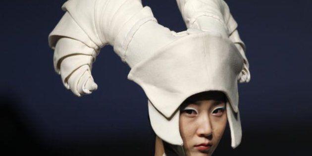 Settimana della moda a Pechino