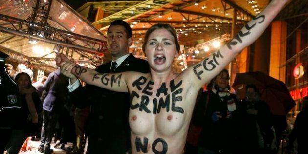 Anna Hutsol, leader delle femministe Femen: cerchiamo volontarie in topless a Roma (FOTO