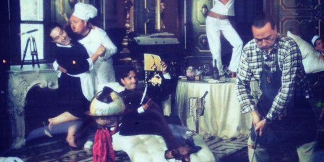Silvio Berlusconi servizi sociali: i fotomontaggi dello street artist milanese Beast. Il volto nuovo...