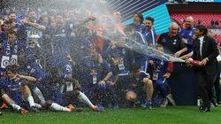 Coupe d'Angleterre: Plus de champagne pour les vainqueurs par respect pour les