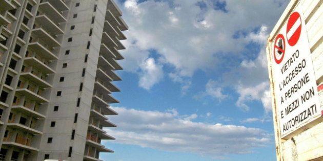 Agenzia del Territorio: nell'ultimo trimestre crollano le compravendite immobiliari