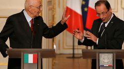 Il Monti bis al vertice Napolitano-Hollande, ma il presidente francese non garantisce per
