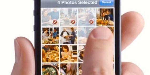 iPhone 5 due novità: caricamento multiplo su Facebook e niente rumore nelle chiamate