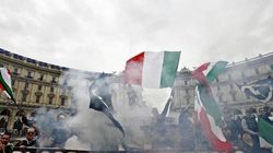 A Trento scontri tra studenti di Sociologia e Blocco Studentesco: 3