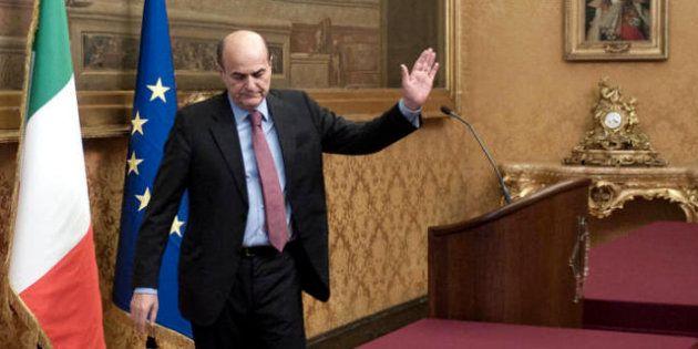 Bersani e i suoi toccano con mano il possibile fallimento, ma non mollano. Consultazioni con Pdl-Lega,...