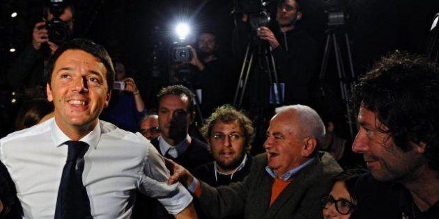 Primarie centrosinistra, Matteo Renzi: