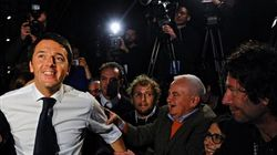Il commento di Renzi: