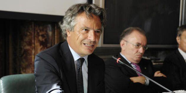 Banca Mps: per Giuseppe Mussari, Antonio Vigni e Gianluca Baldassarri giudizio
