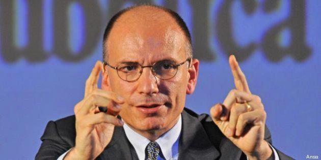 Governo, Enrico Letta intrappola il Pdl: annuncia un
