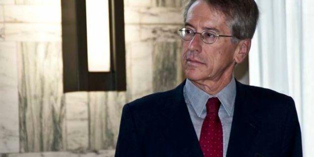 Marò: Giulio Terzi annuncia le dimissioni da ministro in aula alla Camera (FOTO,