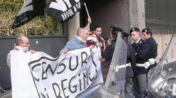 Forza Nuova per l'Abruzzo, i commenti razzisti del coordinatore Marco Forconi, campagna elettorale in stile Alba Dorata