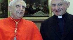 Il fratello di Ratzinger: