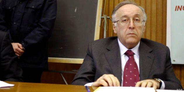 Francesco Messineo: procuratore di Palermo rischia