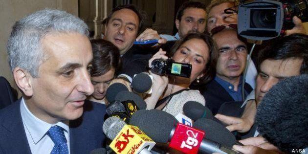 Gaetano Quagliariello ministro delle riforme ai saggi: