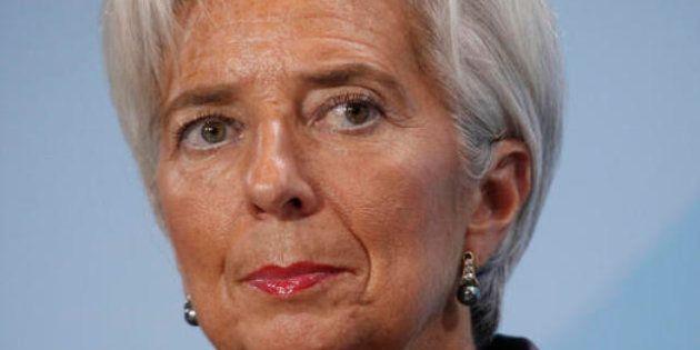 Fmi: banche solide ma debito e bassa crescita sono rischi per le banche italiane. Fa bene Visco a stringere...