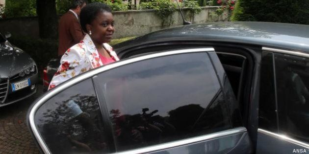 Cecile Kyenge: contestata la scorta a