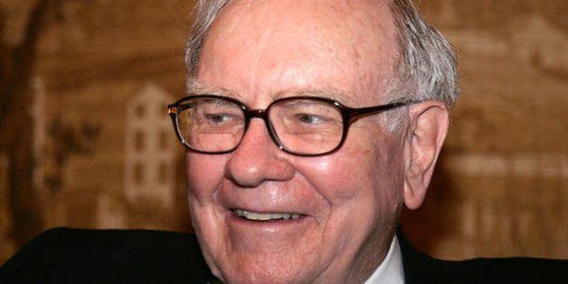 Il miliardario guru della finanza Warren Buffet tra i primi dieci azionisti di Goldman