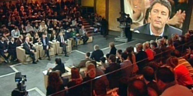Primarie Pd in televisione: Bersani re dei tg, Renzi va forte nei talk